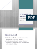 Letramento Digital-Aula Para Tutores