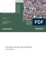 Housing Finance Mechanisms in Zimbabwe