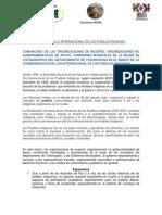Situacion de Los Pueblos Indigena de Guatemala