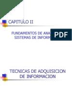 herramientas de adquisición de información