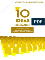 10 Ideas for Education, 2014