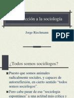 Introduccic3b3n a La Sociologc3ada
