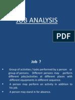 Job Analysis Jan 14