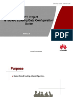 HCPT Project BTS3900 Loading Data Configuration File for NodeB Guide-1st Draft.ppt
