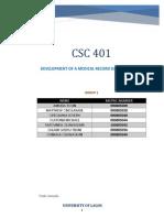 CSC401R Libre