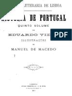 Historia de Portugal, vol. 5