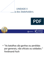 Tipos de Stakeholders