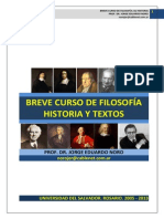 254. BREVE CURSO DE FILOSOFIA