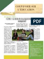Cégep de l'Outaouais -- Coup d'oeil sur l'éducation 7(2) -- avril 2014
