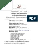 ACTIVIDAD N° 1 RECOJO DE LA INFORMACIÓN-ASUNTOS CONSUMIDORES