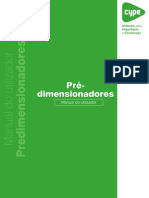 Pre Dimensionadores de Medicoes e Orcamentos