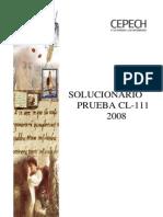 Solucionario CL 111.