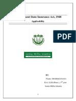 Labour Law (project)