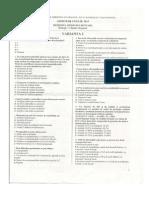 Subiecte admitere medicina Cluj - 2013