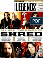 Guitar Legends shred