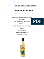 ELABORACIÓN DE TEQUILA