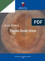 Trauma Ocular Grave