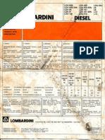 Lombardini LDA100 Brochure
