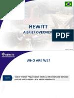 Hewitt Presentation