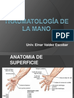 Traumatologia de la Mano.pptx