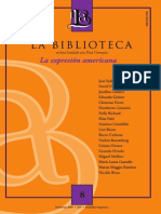 RevistaLaBiblioteca(nº8)
