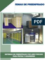 Sistemas de Preenfriado Por Aire Forzado-Refrogeracion RCR SA de CV