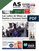 Mijas Semanal nº579 Del 16 al 24 de abril de 2014