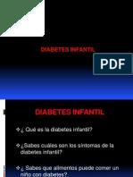 Diabetes Infantil..........