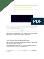 Internal DOS Commands