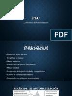 PIRAMIDE DE AUTOMATIZACI+ôN