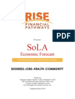 RISE South Los Angeles Economic Forecast (March 2014)