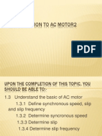 Introduction to Ac Motor2