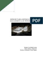 Reproiectarea Sistemului de Management La Sc (1)