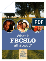 What is FBCSLO all About?