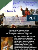 Teaching of the Catholic Church (CCC)