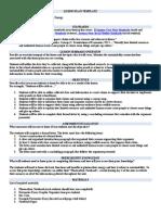 solar energy persuasive letter lesson plan