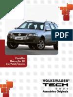 Catálago VW TECH - Familia G4