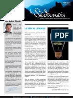 Le journal du #PLR SION - Le #Sédunois no 2 2014
