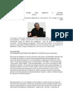 REALPOLITIK Convergencias Ficcion y Directo