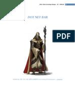 Maual Dot Net Bar