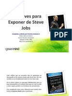 Ponencias Steve Jobs