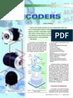 ENCODERS - sensores +¦pticos - mctr atual
