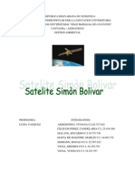 Satelite Simón Bolívar