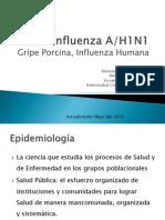 Influenzaa- EL VIRUS
