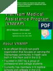 VNMAP Student Recruitment Slides for 2010 NN Ed.2, Oct.10 2009