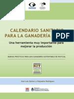 1.Calendario Sanitario Para La Ganaderia de Cria