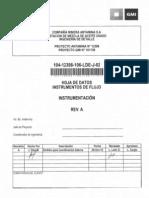 104-12398-106-Lde-j-02 (Hoja de Datos Instrumentos de Flujo)