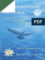 Un Bouddhisme Moderne-Vol 1