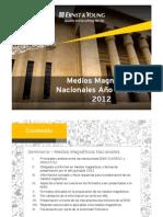 MediosMagneticosNacionalesAnoGravable2012Legis