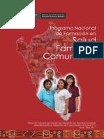 Serie_PROFAM Especialida Salud Comunitaria